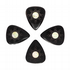 Sun Tones African Ebony 4 Guitar Picks